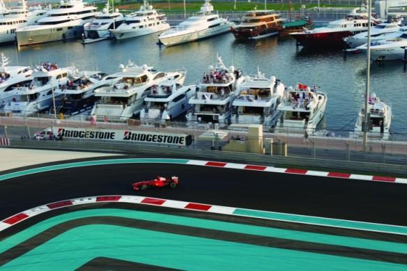 F1 Superyacht Abu Dhabi